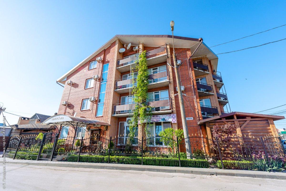мини-отель «Золотой Лев», Кирилловка. Фото 1