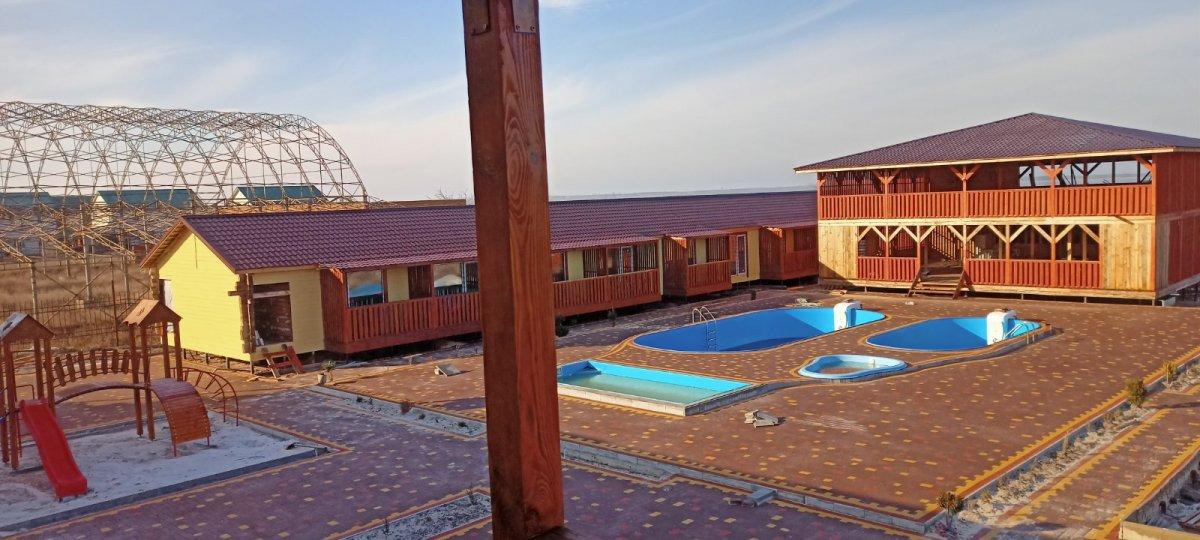 апарт-отель «Лимонад», Кирилловка. Фото 1