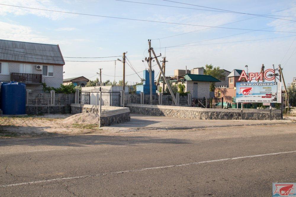 база отдыха «Арис», Кирилловка. Фото 1