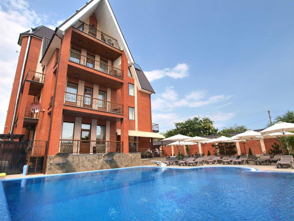 гостиница «Villa SanRemo Resort&SPA***», Кирилловка. Фото 1