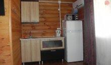 Кухонная зона в номере Студио