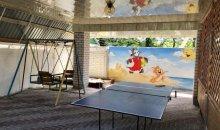 Детские развлечения, настольный теннис, качели , песочница + WI-FI