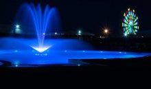 Кирилловка, база отдыха «Водный мир»