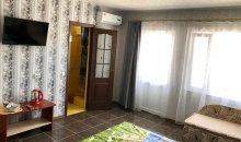 Люкс №21 (4 корп), Кирилловка, гостевой дом «Афродита +Бассейн»