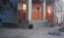 Люкс 8-1 (две спальни), Кирилловка, база отдыха «Орион»