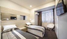 """Стандарт улучшенный с отдельними кроватями, Львов, гостиница «Lviv hotel """"Sacvoyage""""»"""