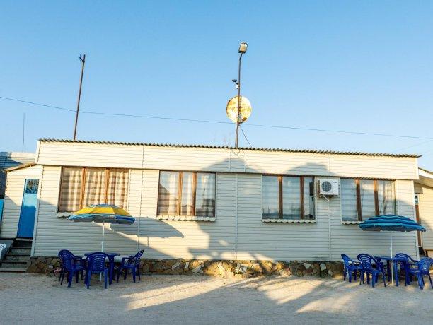 Люкс №21, база отдыха «Днепр», Кирилловка. Фото 7