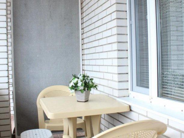 Люкс №6, гостевой дом «Гостевой Дом 170», Кирилловка. Фото 7