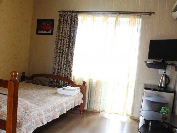 Люкс №2, гостевой дом «Гостевой Дом 170», Кирилловка. Фото 3