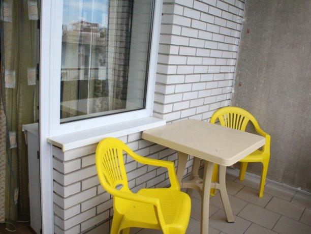 Люкс №3, гостевой дом «Гостевой Дом 170», Кирилловка. Фото 6