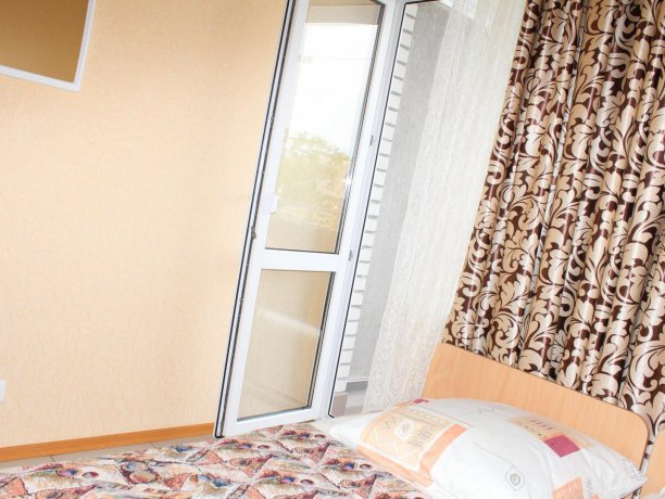 Стандарт №1, гостевой дом «Гостевой Дом 170», Кирилловка. Фото 3