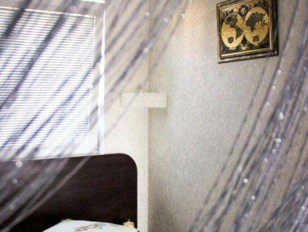 Люкс №3  VIP, гостевой дом «Гостевой Дом 170», Кирилловка. Фото 2