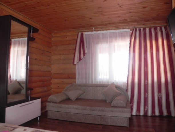 Студия №81 8кор., база отдыха «АННА SPA», Кирилловка. Фото 1