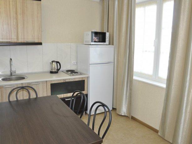 Duplex №6, база отдыха «Променад», Кирилловка. Фото 1