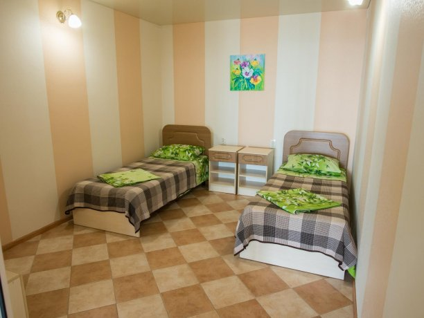 Апартаменты №1, база отдыха «ADMIRAL», Кирилловка. Фото 9