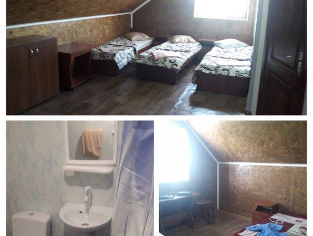 Люкс №16, гостевой дом «Лагуна», Степановка. Фото 1