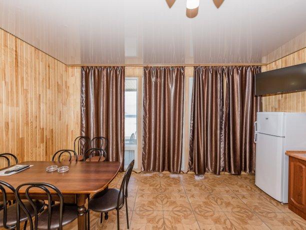 Апартаменты №5 (4 к.), гостиничный комплекс «Tropicanka Resort Hotel», Кирилловка. Фото 6