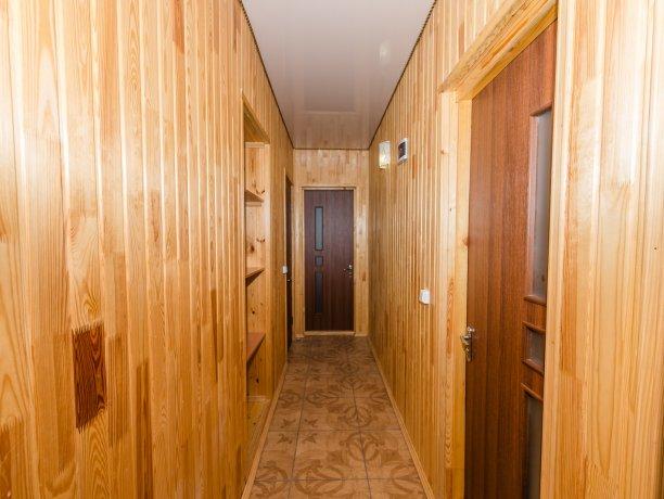 Апартаменты №5 (4 к.), гостиничный комплекс «Tropicanka Resort Hotel», Кирилловка. Фото 7