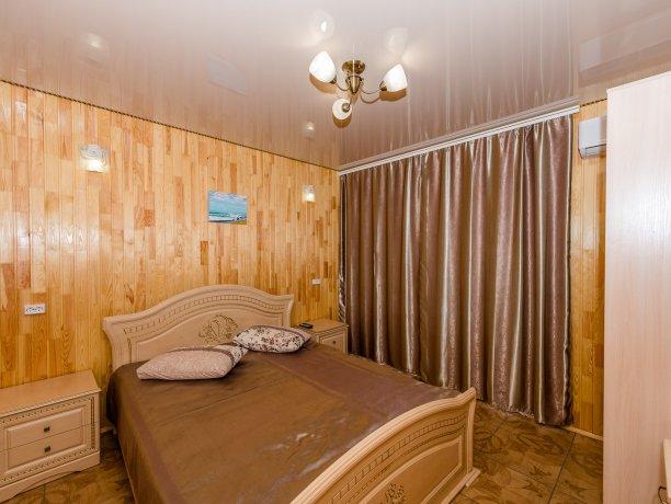 Апартаменты №5 (4 к.), гостиничный комплекс «Tropicanka Resort Hotel», Кирилловка. Фото 8