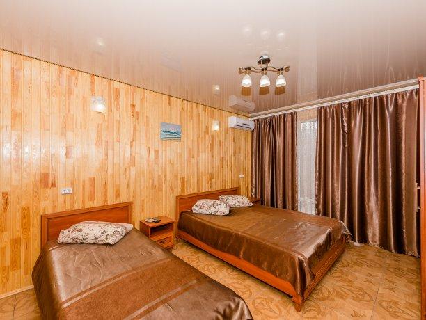 Апартаменты №5 (4 к.), гостиничный комплекс «Tropicanka Resort Hotel», Кирилловка. Фото 10
