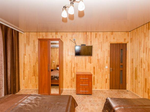 Апартаменты №5 (4 к.), гостиничный комплекс «Tropicanka Resort Hotel», Кирилловка. Фото 12