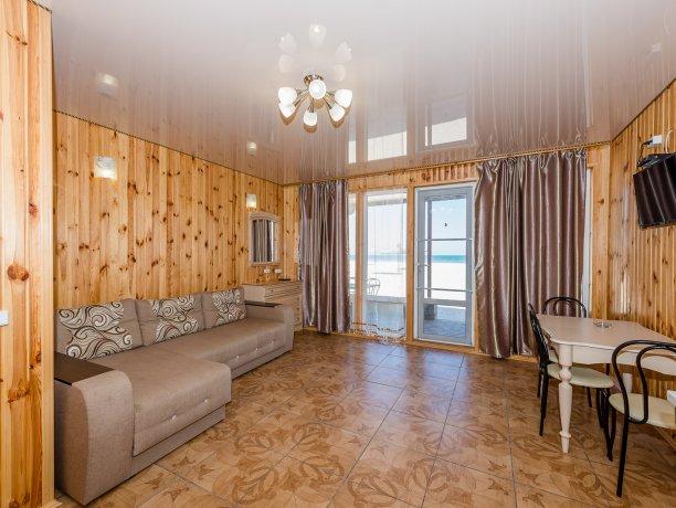 Suite №4 (4 к.), гостевой комплекс «TROPICANKA», Кирилловка. Фото 4