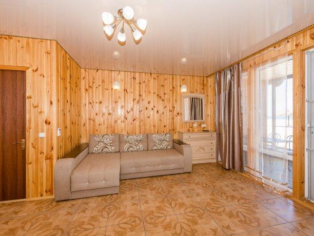 Suite №4 (4 к.), гостиничный комплекс «Tropicanka Resort Hotel», Кирилловка. Фото 5