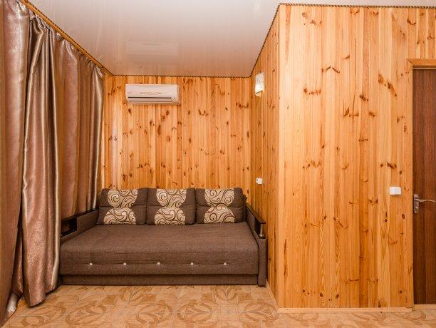 Suite №1 (4 к.), гостевой комплекс «TROPICANKA», Кирилловка. Фото 4
