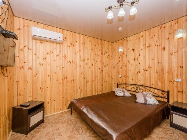 Suite №1 (4 к.), гостевой комплекс «TROPICANKA», Кирилловка. Фото 5