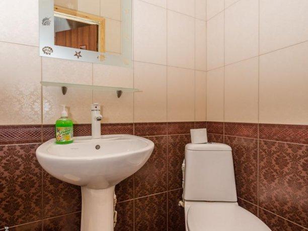 Suite №1 (4 к.), гостевой комплекс «TROPICANKA», Кирилловка. Фото 7