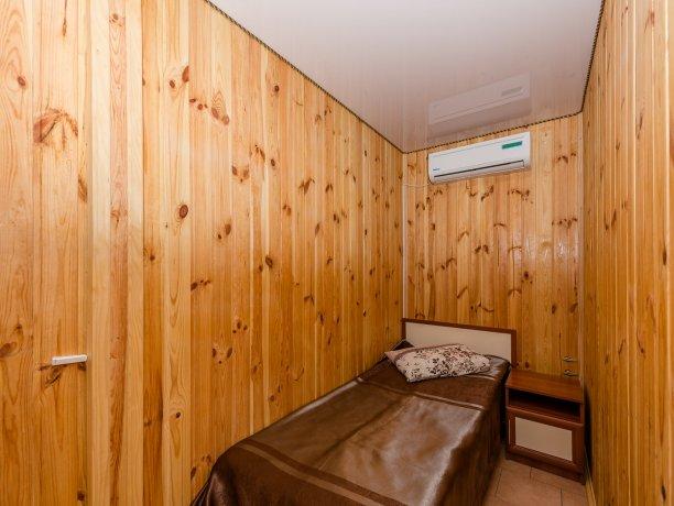 Студия №11 (4 к.), гостевой комплекс «TROPICANKA», Кирилловка. Фото 6