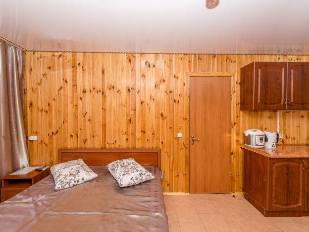 Студия №9 (4 к.), гостиничный комплекс «Tropicanka Resort Hotel», Кирилловка. Фото 6