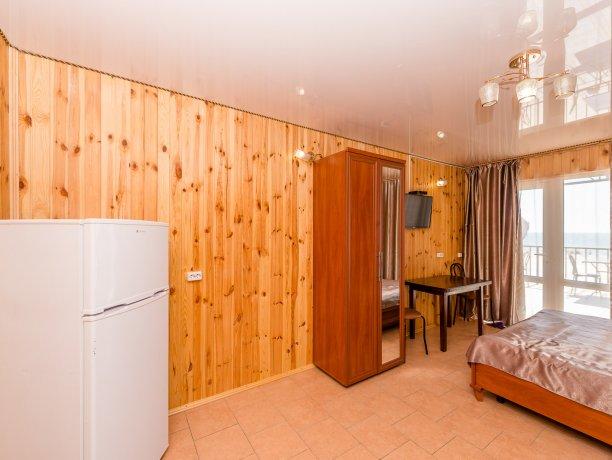 Студия №9 (4 к.), гостиничный комплекс «Tropicanka Resort Hotel», Кирилловка. Фото 8