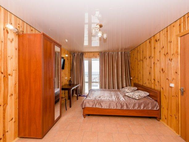 Студия №9 (4 к.), гостиничный комплекс «Tropicanka Resort Hotel», Кирилловка. Фото 9
