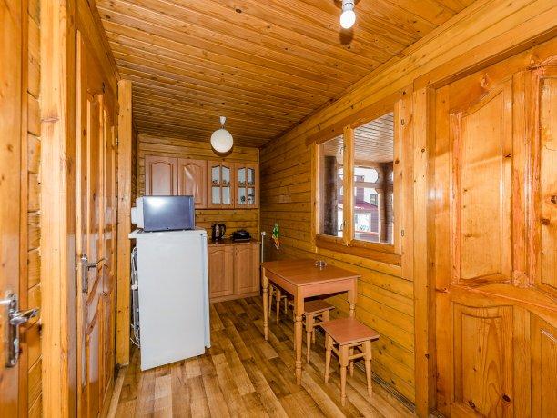 Бунгало №1, гостевой комплекс «TROPICANKA», Кирилловка. Фото 5
