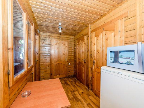 Бунгало №1, гостиничный комплекс «Tropicanka Resort Hotel», Кирилловка. Фото 8