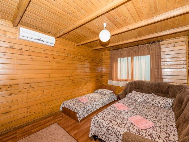 Бунгало №1, гостиничный комплекс «Tropicanka Resort Hotel», Кирилловка. Фото 11