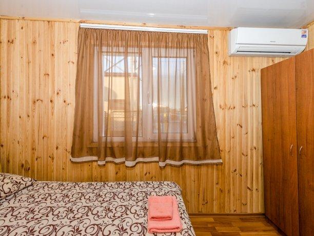 mini Suite №11, гостевой комплекс «TROPICANKA», Кирилловка. Фото 7