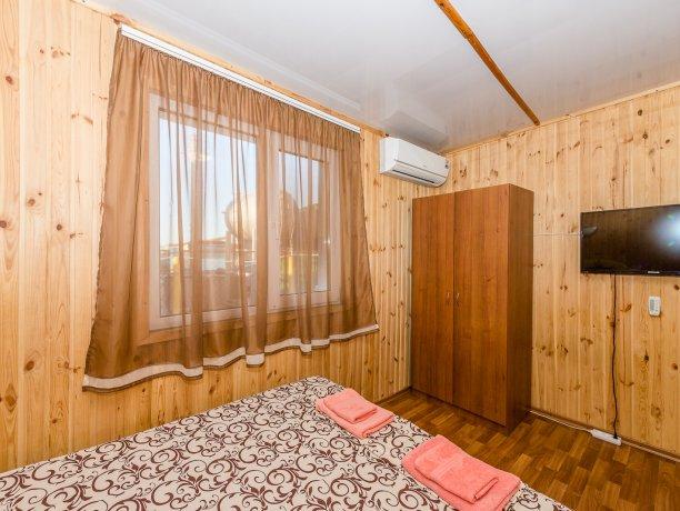mini Suite №11, гостевой комплекс «TROPICANKA», Кирилловка. Фото 8