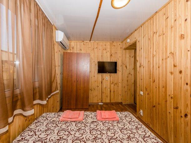 mini Suite №11, гостевой комплекс «TROPICANKA», Кирилловка. Фото 9