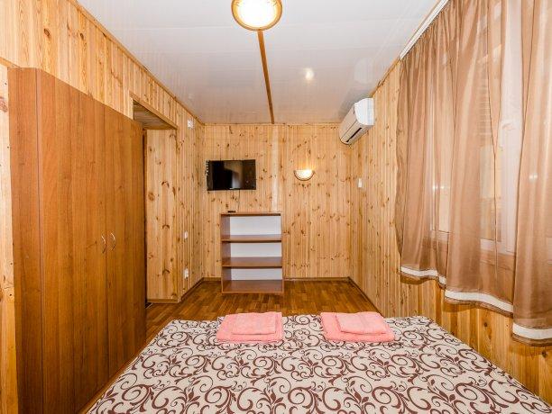 mini Suite №11, гостевой комплекс «TROPICANKA», Кирилловка. Фото 14