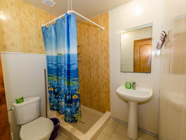 Junior Suite №2, гостевой комплекс «TROPICANKA», Кирилловка. Фото 6