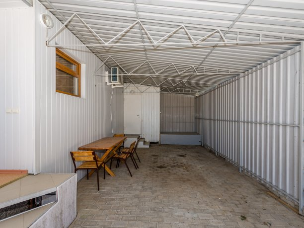 Junior Suite №26, гостевой комплекс «TROPICANKA», Кирилловка. Фото 2