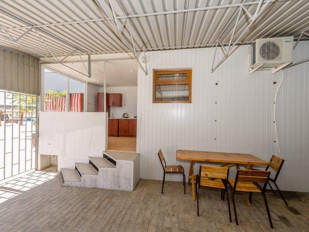 Junior Suite №26, гостевой комплекс «TROPICANKA», Кирилловка. Фото 3