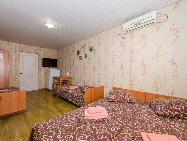 Стандарт №25, гостевой комплекс «TROPICANKA», Кирилловка. Фото 5
