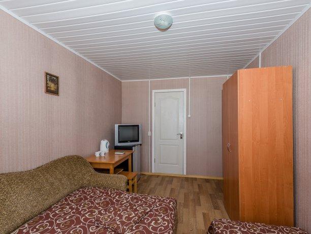 Стандарт №7 (1 к.), гостевой комплекс «TROPICANKA», Кирилловка. Фото 4