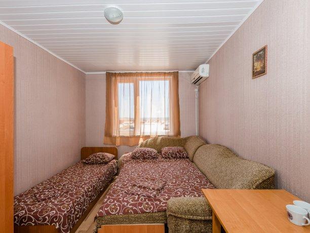 Стандарт №8 (1 к.), гостевой комплекс «TROPICANKA», Кирилловка. Фото 3