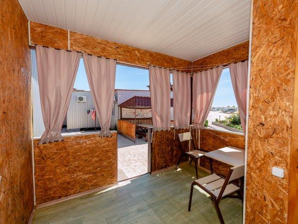 Стандарт 19, гостевой комплекс «TROPICANKA», Кирилловка. Фото 2