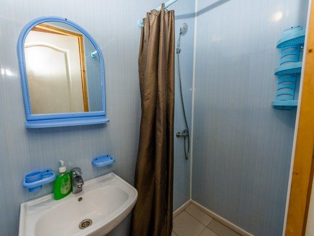 Стандарт №8, гостевой комплекс «TROPICANKA», Кирилловка. Фото 9