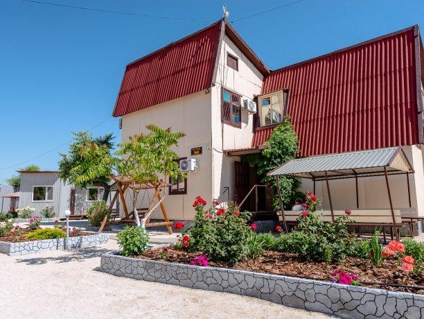 Эконом №4 (2 к.), гостевой комплекс «TROPICANKA», Кирилловка. Фото 1